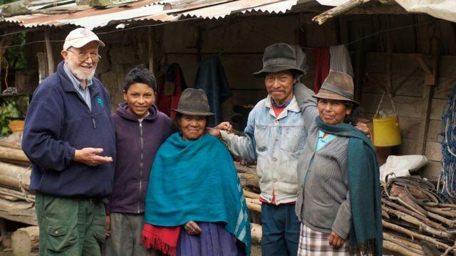 Familia Jailaca