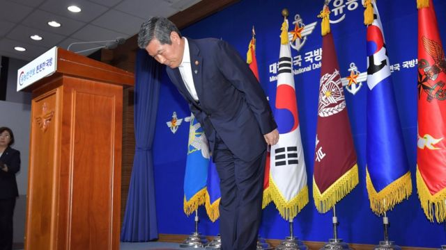 South Korea sorry for North Korea fishing boat arrival