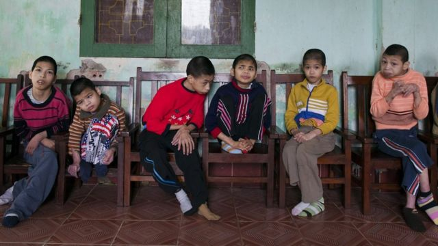 ویتنام بچے