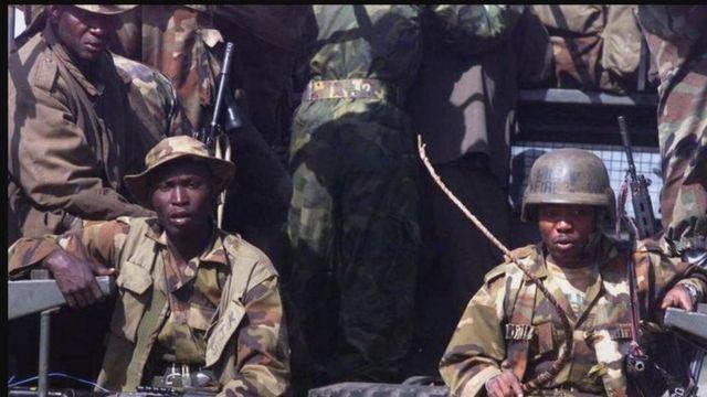 Sojojin Nigeria na sintiri bayan wani rikici a Kaduna