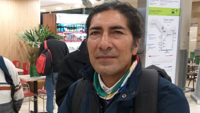 Yaku Pérez