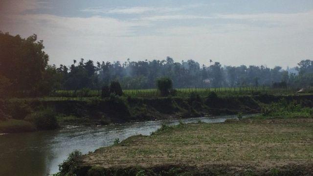 روستای مسلمانان راخین