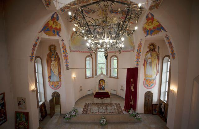 Храм в Ижевске