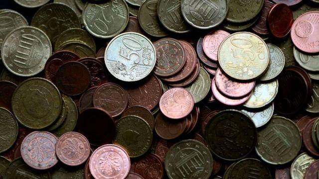Bozuk eurolar