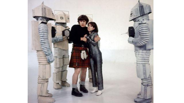 BBC科幻電視劇《神秘博士》裏的盜夢故事