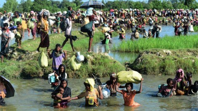 ရိုဟင်ဂျာ၊ ICC ၊ မြန်မာ၊ ရခိုင်