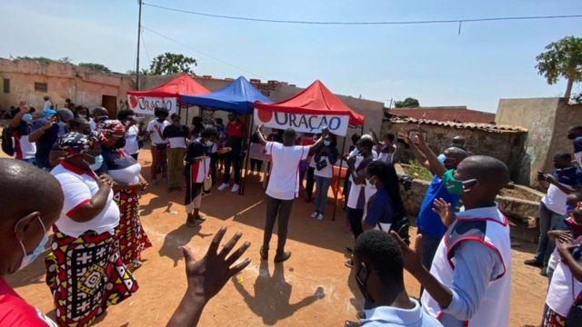 Iglesia Universal en Angola