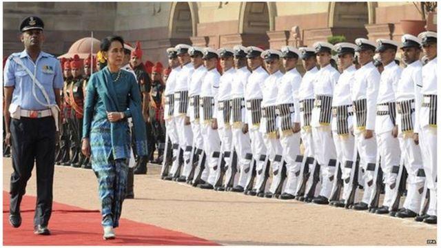 မြန်မာ အိန္ဒိယ