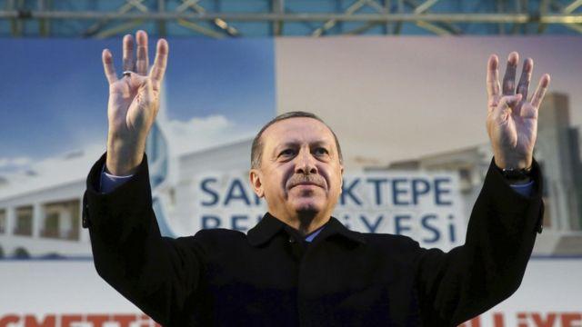 إردوغان هدد بتمزيق الاتفاق مع الاتحاد الاوروبي بخصوص المهاجرين