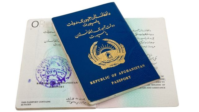Əfqanıstan pasportu
