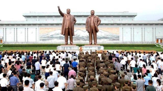 Amerika yagabishije abenegihugu bayo kutaja muri Korea ya Ruguru