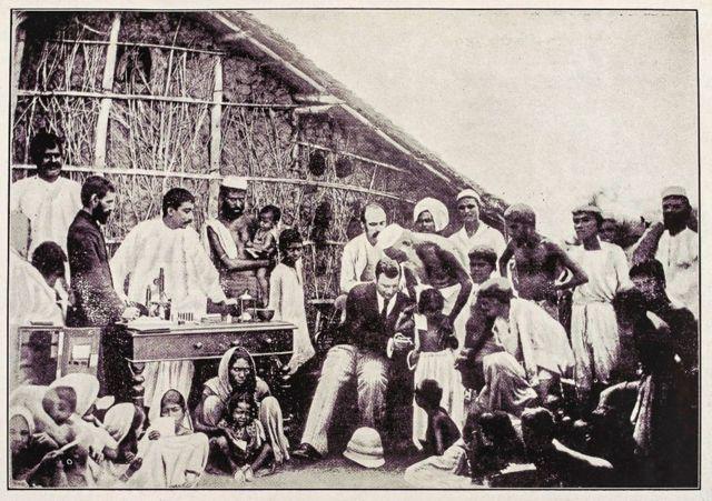 Haffkine Calcutta