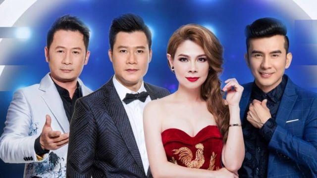 Nhiều nghệ sĩ trong và ngoài Việt Nam đã tham gia vào chương trình của Thúy Nga