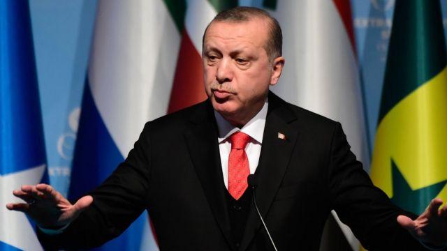 Turki, Erdogan,