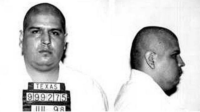 Rubén Cárdenas en prisión