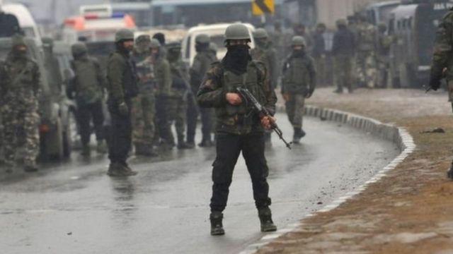 पुलवामा, पुलवामा हमला, पाकिस्तान