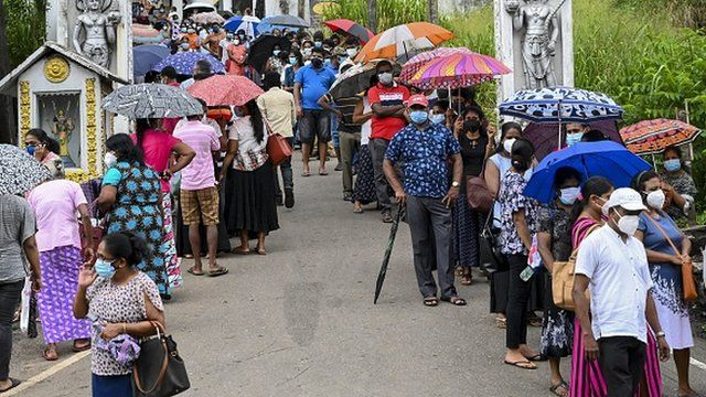 Covid vaccines in Sri Lanka