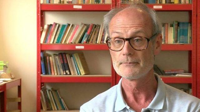 Peter Saddington, de la orgniazación británica Relate
