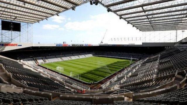 St James' Park Stadyumu