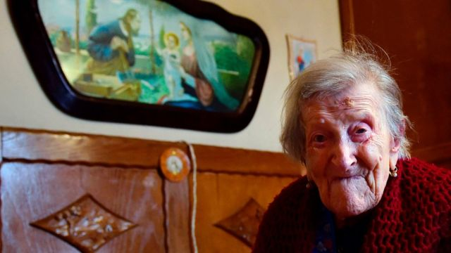 World's oldest person, Emma Morano, dies at age of 117
