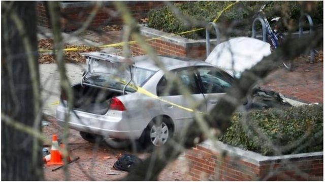 Onze personnes ont été blessées dans l'attaque à la voiture menée, selon la police, par Abdul Razak Ali Artan.