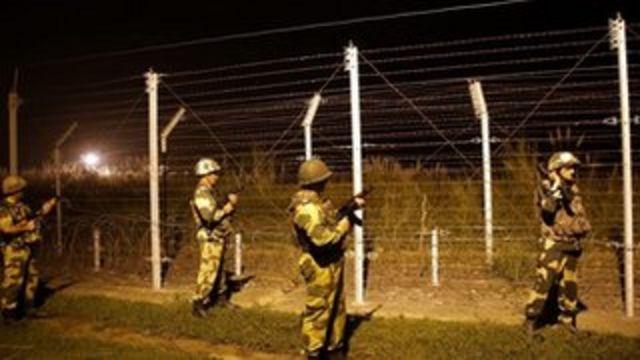 भारत-पाकिस्तान की सीमा