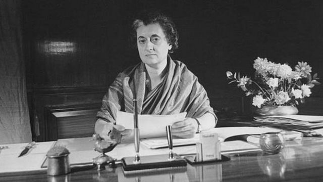 Indira Gandhi, इंदिरा गांधी