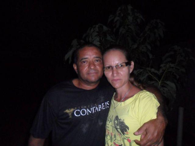 Augusto Aguiar Ribeiro e Sandra Lucia Hammer Moura. Homem matou a mulher e cometeu suicídio, no Brasil