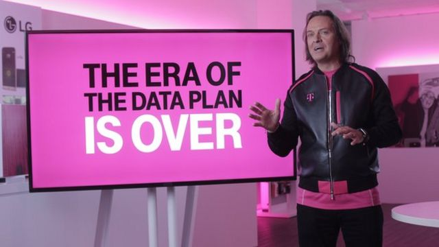 T-Mobile deal 'may breach US net neutrality' rules