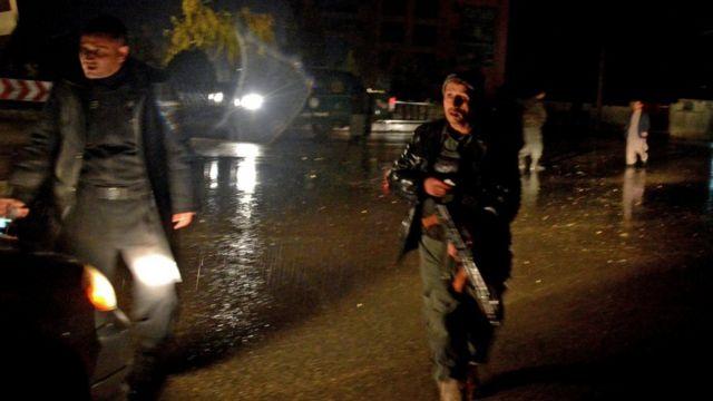 Gun battle near Indian mission in Mazar-e-Sharif