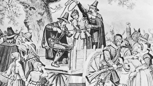 Bridget Bishop became the first victim of the Salem Witch Trials. Today, we can guess that her 'curse' was really a misunderstood case of sleep paralysis