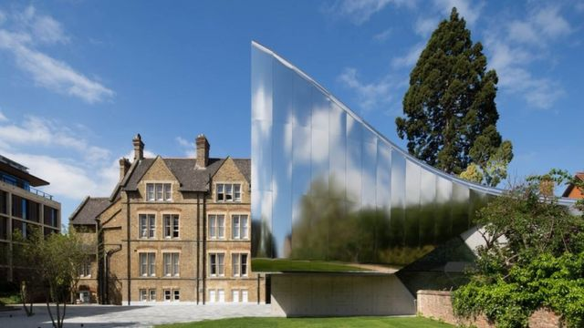 Edificio Investcorp, Oxford