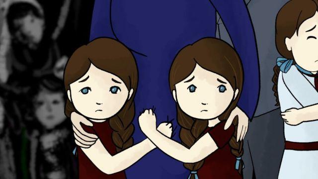 """Imagen del corto """"Eva Kor, el poder curativo del perdón"""" de BBC Ideas"""