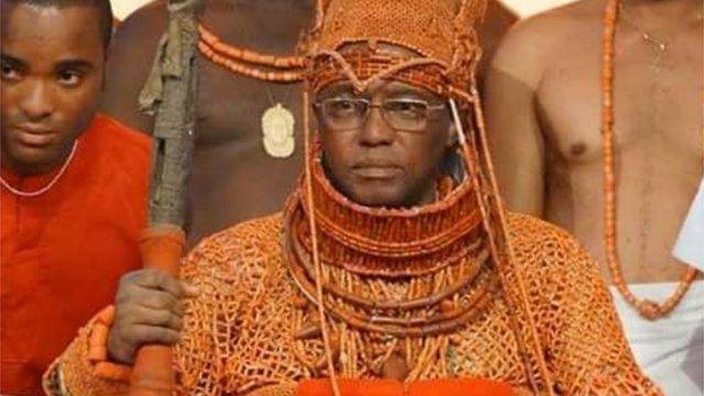 Oba ilu Benin, Ewuare II