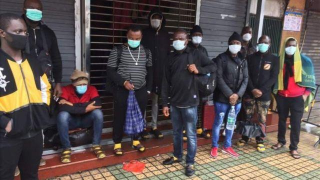Des Africains expulsés de leurs appartements et hôtels en Chine