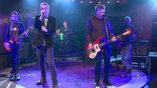 The Undertones are celebrating 40 years together with a show on BBC Radio Ulster and Radio Foyle