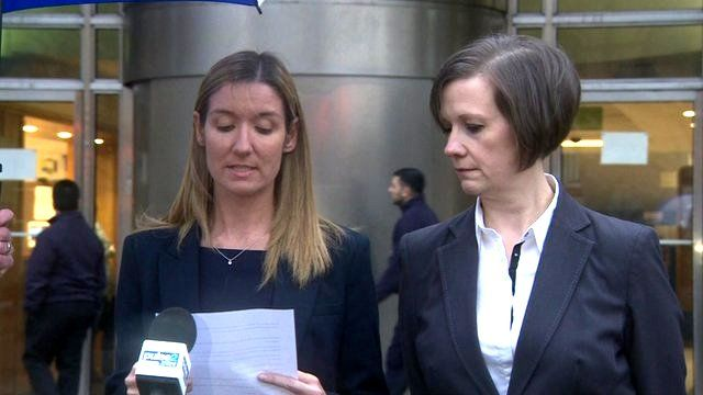 DC Kimberly Walton reading victim's statement
