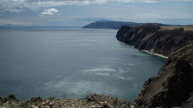 اوکھن جزیرہ، روس