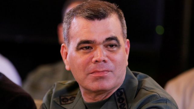 General en Jefe, Vladimir Padrino López.
