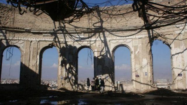 جنگ داخلی افغانستان
