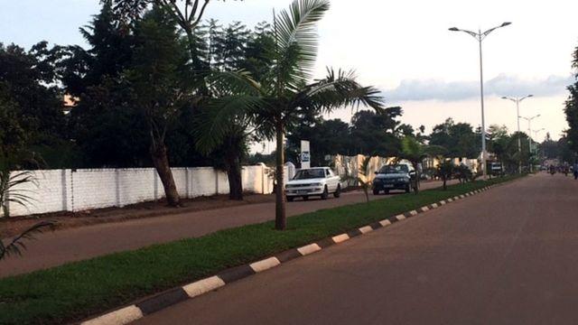 Ibarabara ry'i Bujumbura mu Burundi