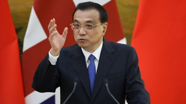 چین کے وزیراعظم