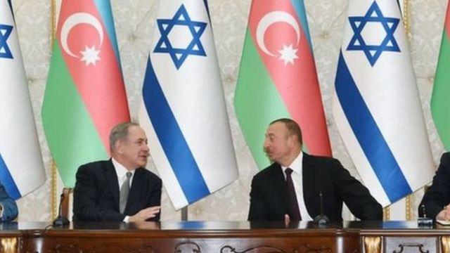 Netanyahu və Əliyev