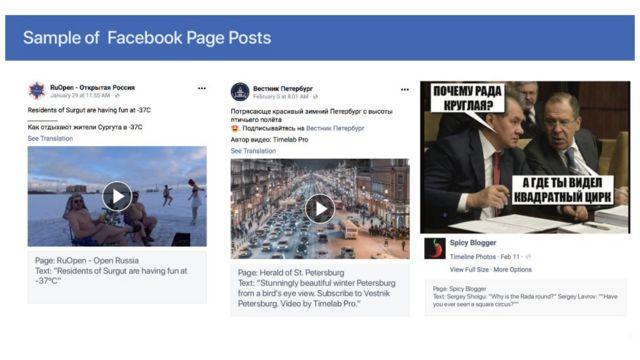 """Реклама """"фабрики тролів"""" на Facebook"""