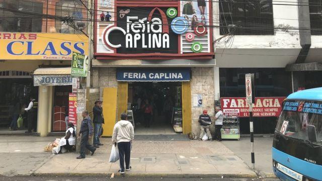 Feria Caplina