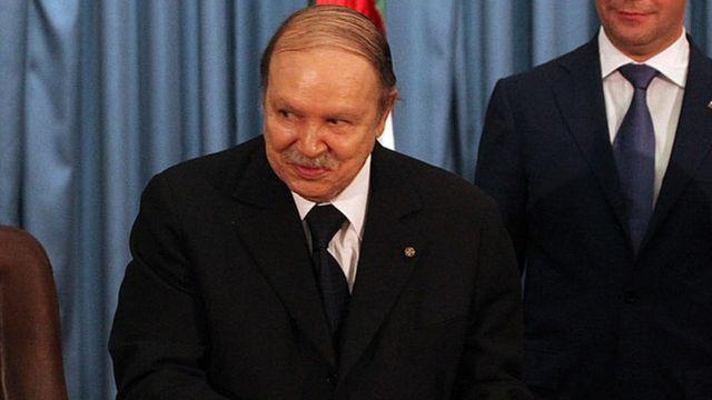 Abdelaziz Bouteflika dirige l'Algérie depuis vingt ans.