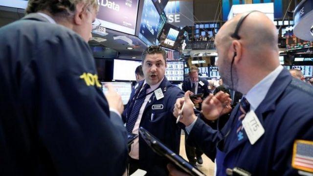 NYSE трейдеры