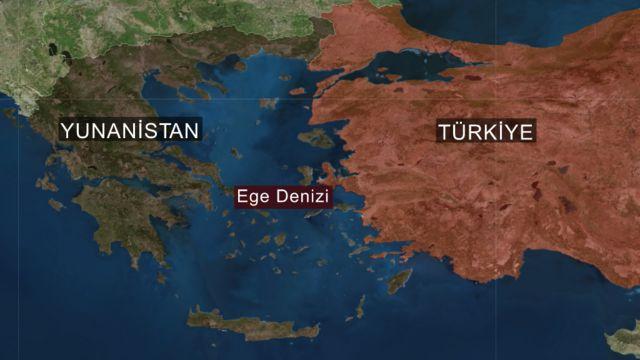 TURKIYE YUNANISTAN