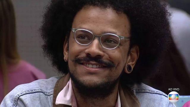 João Luiz, do BBB 21