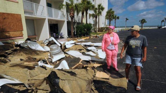 Наслідки катастрофи